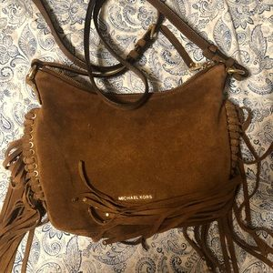 Fringe Michael kors purse